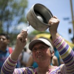 In Venezuela, conflict extends to protest reporting