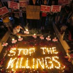 Philippines press leader speaks out on bloodshed