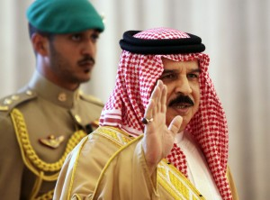 Abdulemam was convicted in absentia for attempting to overthrow King Hamad bin Isa Al Khalifa. (AP Photo/Hasan Jamali)