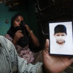 Indian parents cling to hope for missing kids