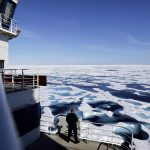 Arctic shipping grows as ice melts