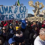 South Africa anti-corruption activist sees decline of ANC
