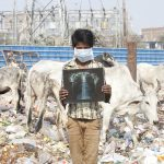 Photographer spotlights India's air pollution