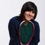 To compete, Pakistani squash pro disguised herself as a boy