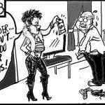 Guyanese cartoonist highlights oil boom, corruption