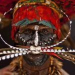 Photographer spotlights Papua New Guinea's tribal dress