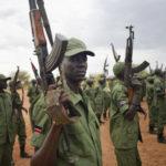 South Sudan's standoff