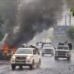 Nicaragua's standoff