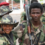 The problem of child soldiers