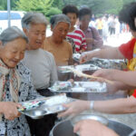Japan, South Korea face graying future